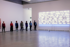 HIVE perform 'i-i-i' at The MAC, Belfast 2020
