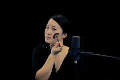 Video instructions, Una Lee - at HIVE, 'a Sono-Ocular Study', 2019